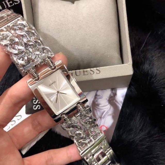 นาฬิกาข้อมือGUESS สายโซ่ สีเงิน สีทอง