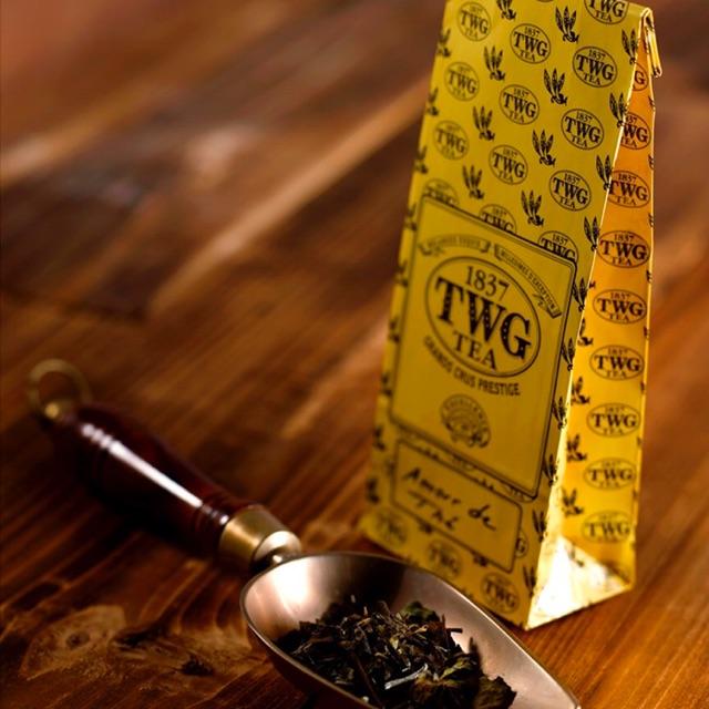 TWG TEA ชาพรีเมี่ยมนำเข้าจากสิงคโปร์พร้อมส่ง ขนาด 40 กรัม