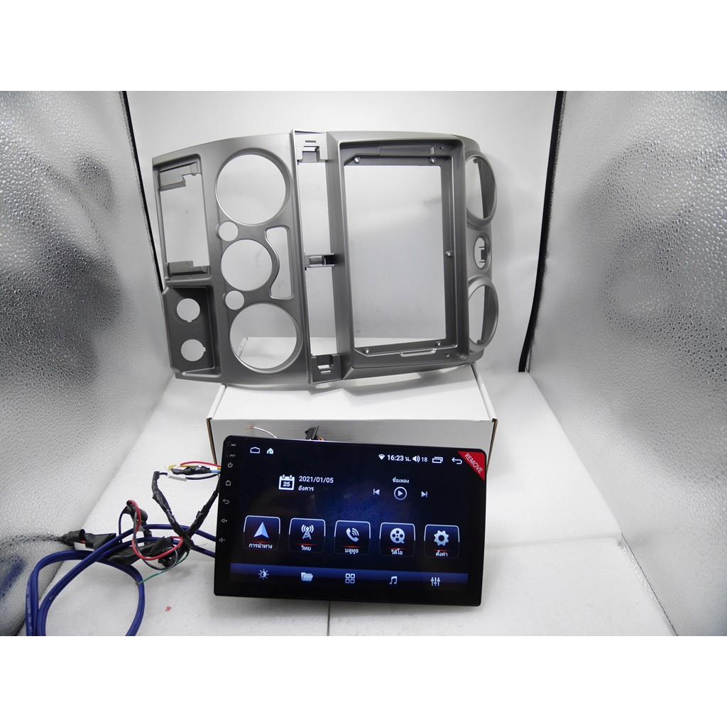 จอ Android ISUZU DMAX/MU7 แอร์กลม 9นิ้ว SC7862 2CPU 8CORE 6+128/4+64/3+32 V10 DSP 4G WIFI5G CARPLAY/T3L 4CORE 2+32