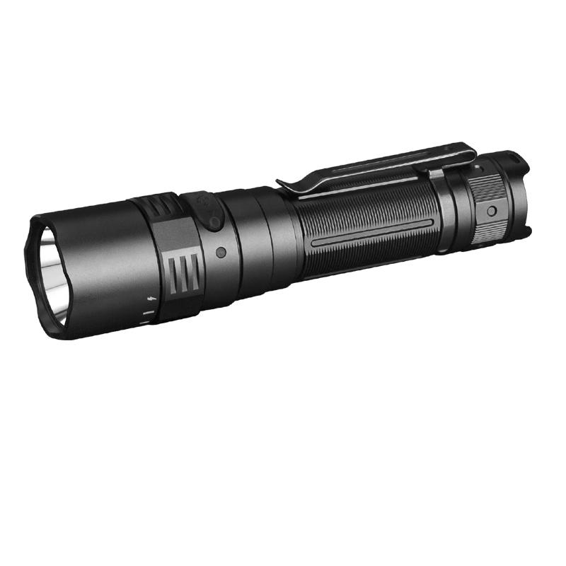 がゥ2020Fenixฟีนิกซ์pd40rแสงจ้าไฟฉายระยะยาวแหวนแม่เหล็กลดแสงค้นหาบ้านลาดตระเวน