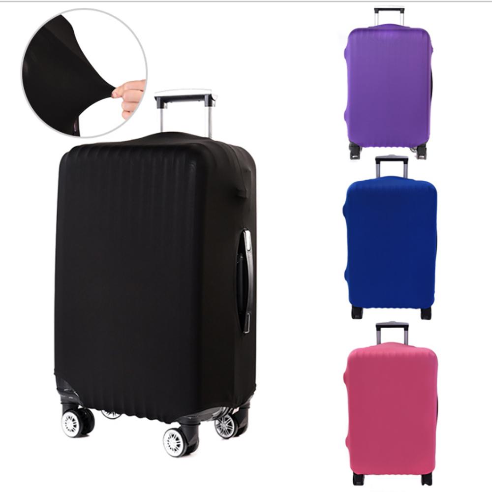 Sportstar ผ้าคลุมกระเป๋าเดินทางผ้ายืดกันฝุ่นขนาด 18-30นิ้ว