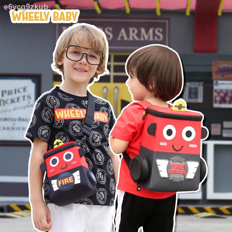 ►¤✿กระเป๋านักเรียนเด็ก wheely baby อนุบาล 3ขวบ เด็กชาย ไทด์ บิ๊กคลาส เดินทาง กระเป๋าเป้ใบเล็ก เด็กน้อย น่ารัก มินิ