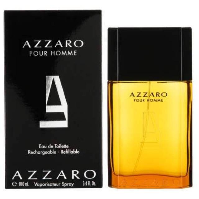 Azzaro pour homme edt 100ml กล่องซีล