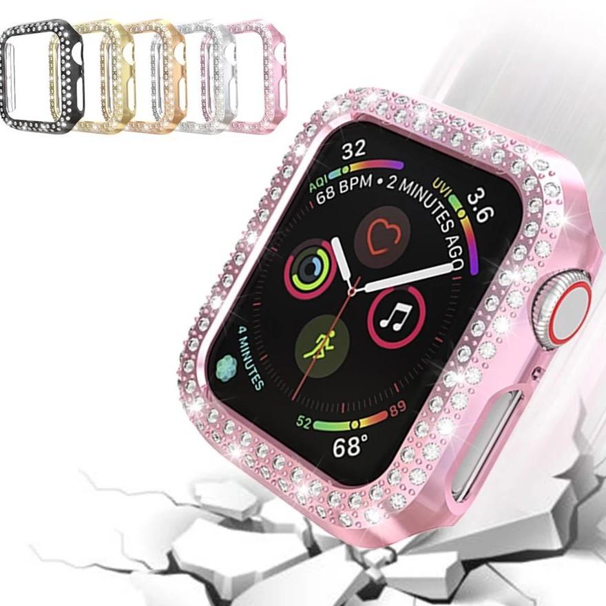 นาฬิกากรณี Apple iWatch SE Series6 5 4 3 2 1 38 มม. 40 มม. 42 มม. 44 มม. Case For 38MM 40MM 42MM 44MM