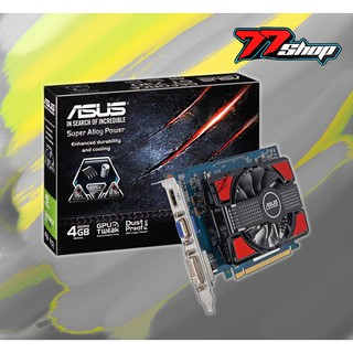 ASUS GeForce® GT 730 2GB DDR3 graphics เล่นเกมส์
