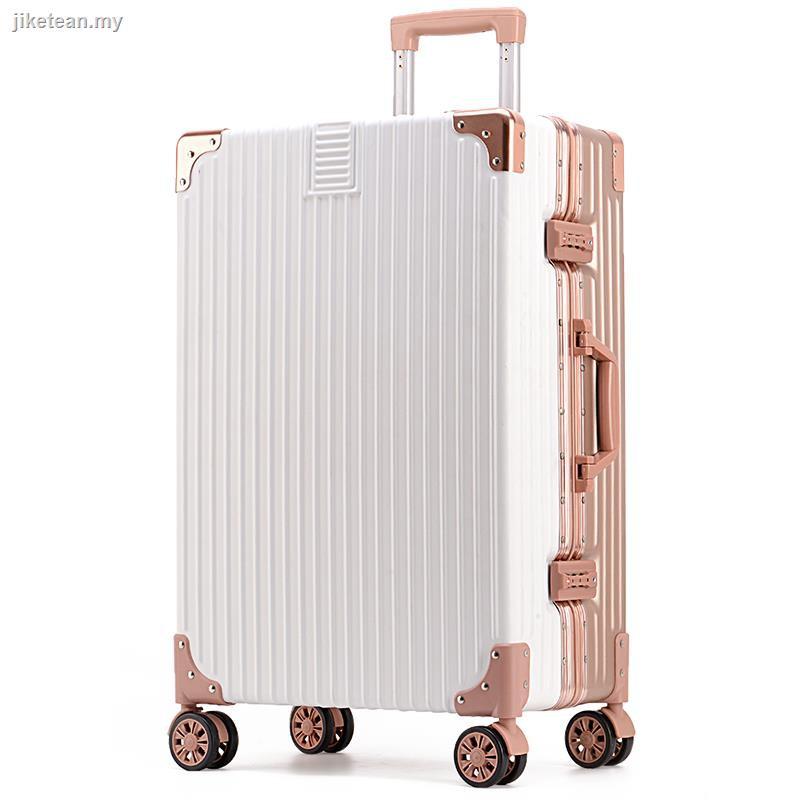 กระเป๋าเดินทางแบบมีรหัสผ่าน 24 นิ้ว