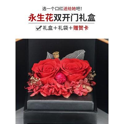 ゲ⊱Dior Dior 999 Matte Lipstick Classic Zhenghong 520/888 772ของขวัญวันวาเลนไทน์ชุดกล่องของขวัญแบรนด์ใหญ่