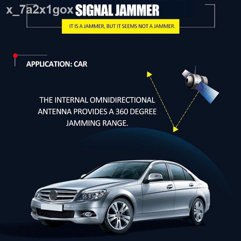 ♧✟┇ตัวตัดสัญญาณ GPS JAMMER ของแท้
