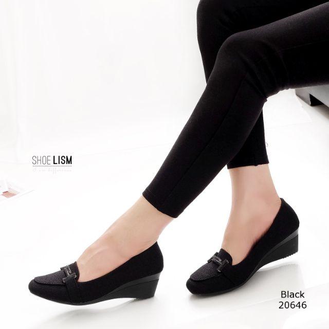 รองเท้าคัชชูเพื่อสุขภาพ รหัส 20646 #