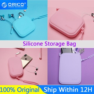 ORICO Candy Color Silicone Storag