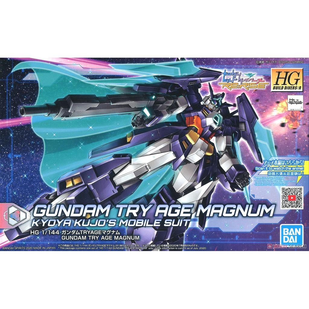 HG Gundam Try Age Magnum (HGBD R) BANDAI 4573102602442