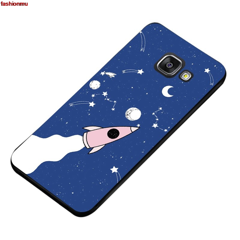 Samsung A3 A5 A6 A7 A8 A9 Pro Star Plus 2015 2016 2017 2018 HHDW Pattern-4 Silicon Case Cover KP7r