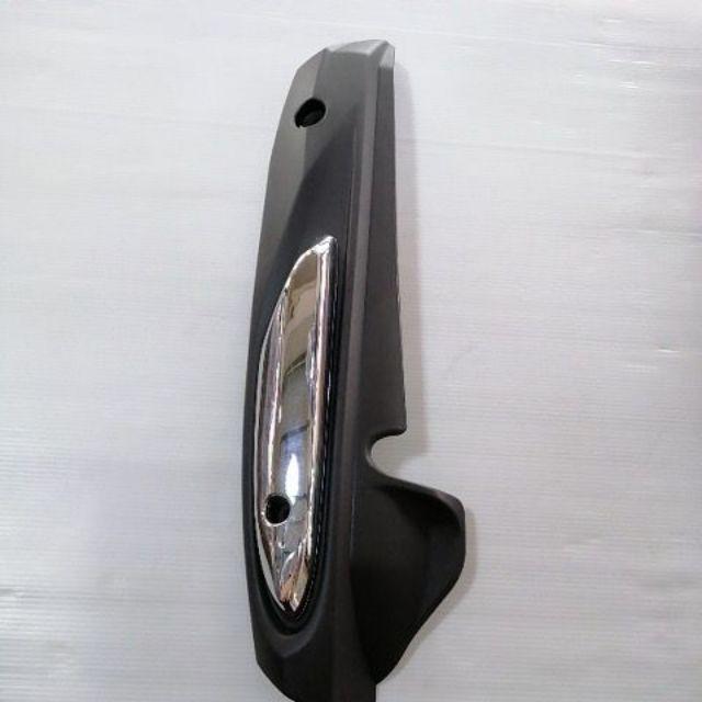 กันร้อนท่อเดิม MIO-125RR.MXใช้กับMio-125rr/Mio-125gt(รุ่นคาบูร์)