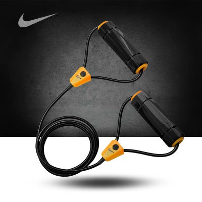 Nike อุปกรณ์ออกกำลังกายออกกำลังกายฝึกความแข็งแรงชายและหญิงไนกี้สายรัดยางยืดเชือกดึง