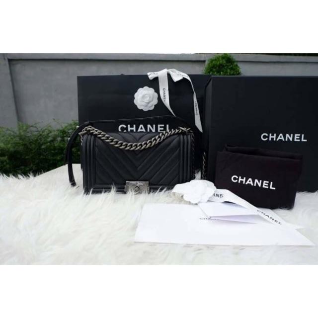 กระเป๋า Chanel Boy