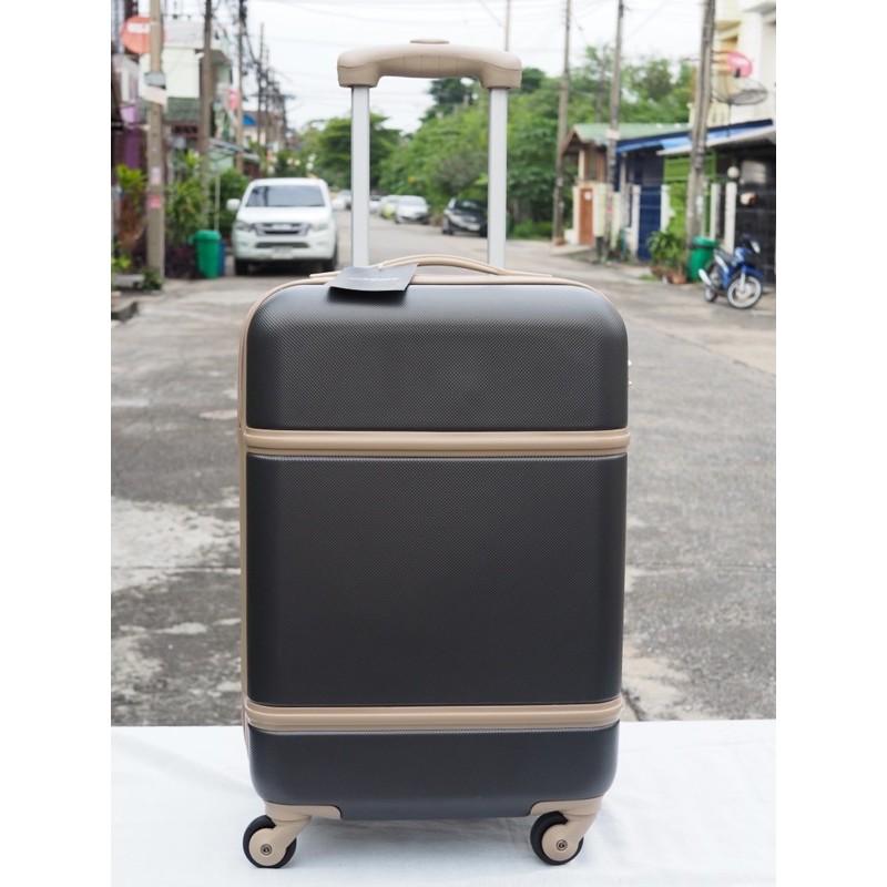 กระเป๋าเดินทางล้อลาก caggioni corporate ขนาด 20 นิ้วของพรีเมี่ยม