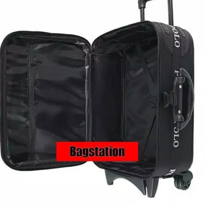 กระเป๋าเดินทาง 18 นิ้ว - สีดํา Segera