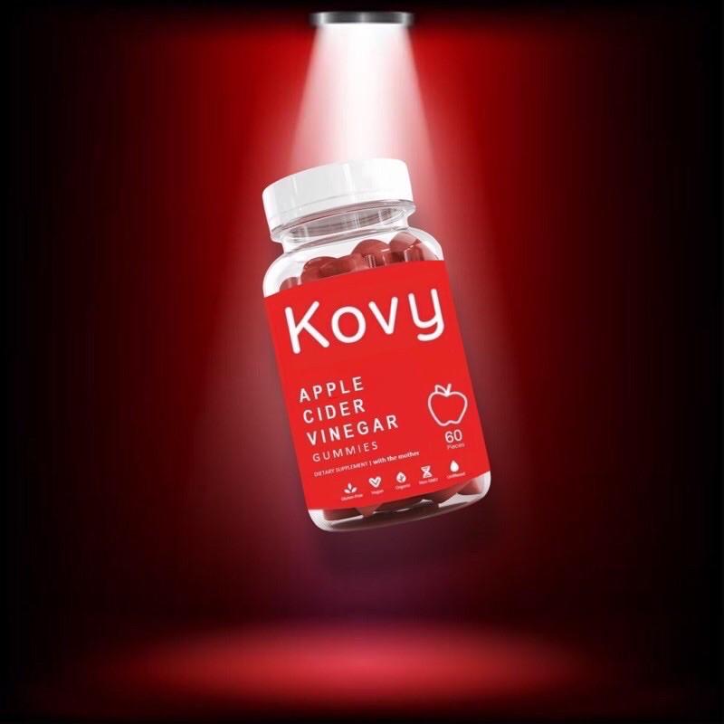 Kovy Apple Cider(เยลลี่ต้าวหมี)