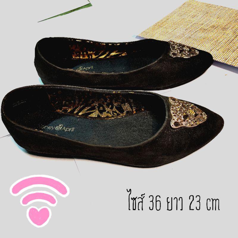 รองเท้าคัชชู มือสอง  ไซส์ 36[พร้อมส่ง]👠