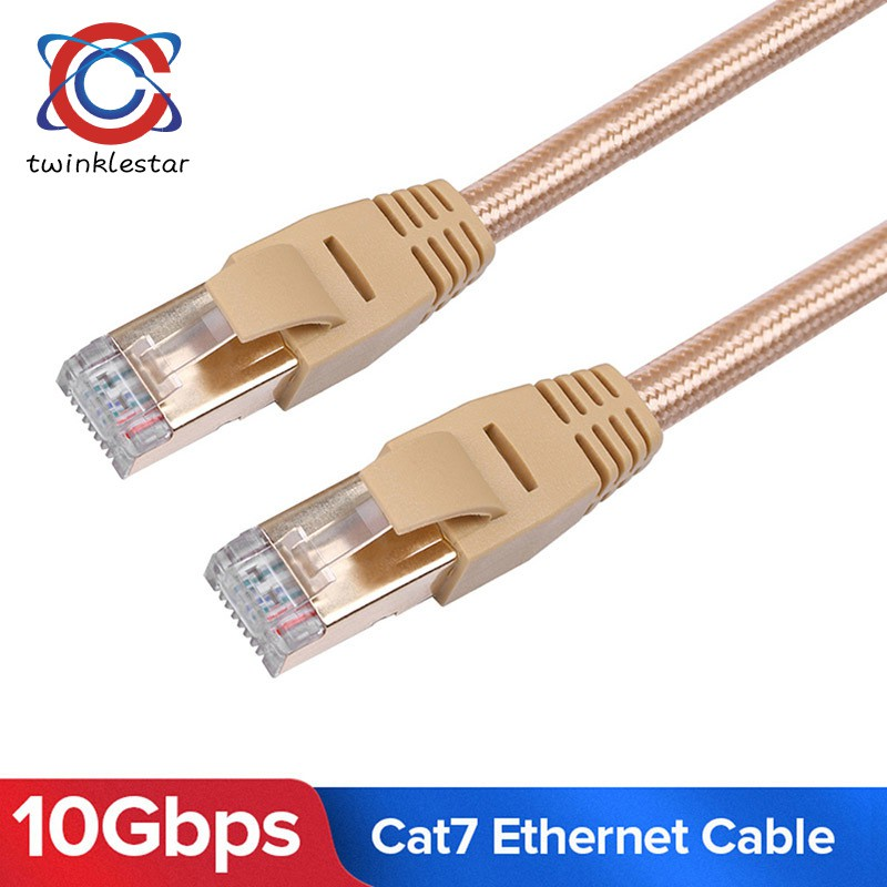 Cat-5 Flat Cat5E UTP Stranded LAN Internet Network Ethernet Cable Cord RJ45