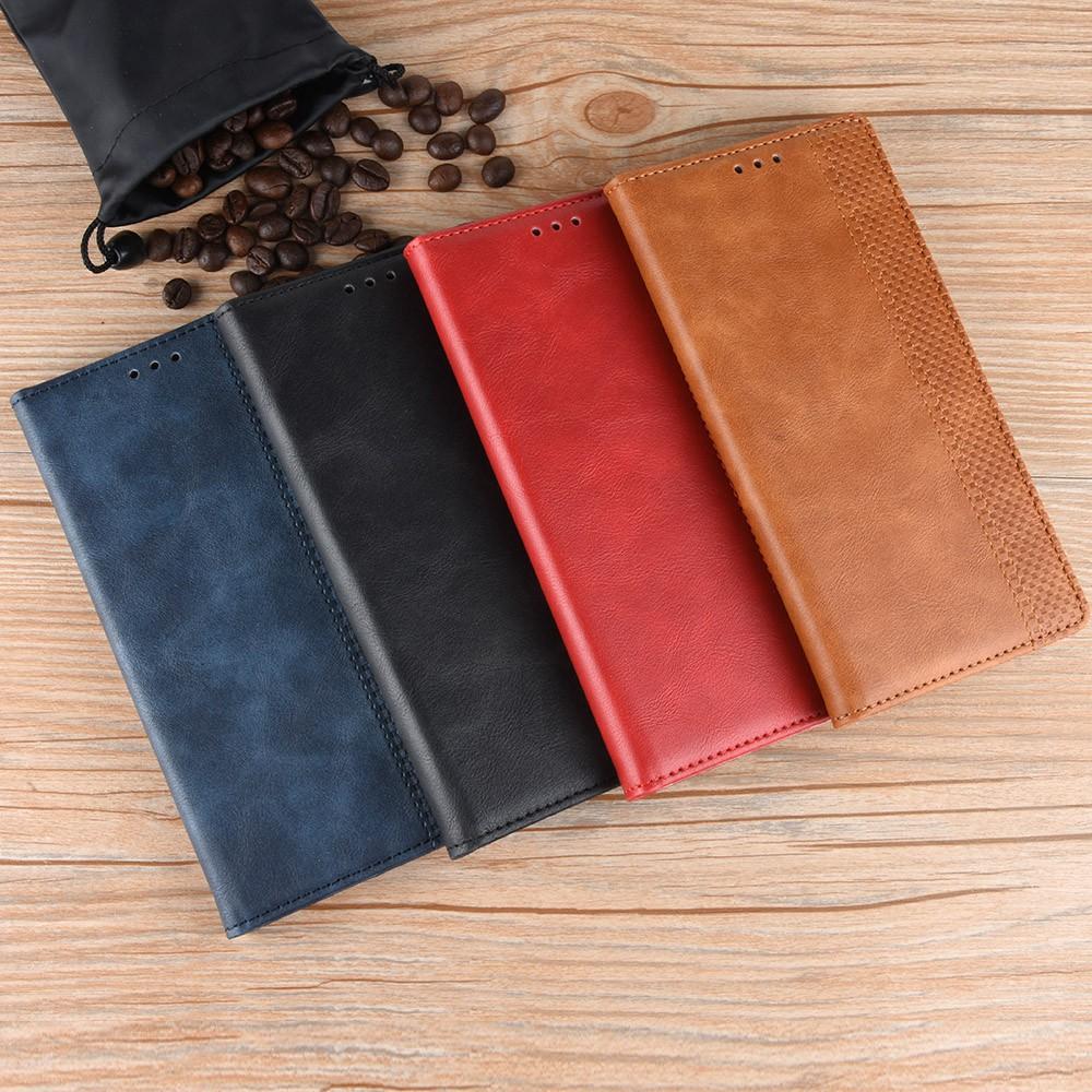 เคส Infinix S4 S5 Pro Smart 3 Plus 4 5 4C 5 Hot 9 10 Lite X680 X657 X655C เคสฝาพับ เคสหนัง Flip Cover Wallet Case PU Faux Leather Stand Soft Silicone Bumper With Card Slots Pocket for InfinixSmart InfinixHot9 InfinixHot10lite InfinixX680 InfinixS5pro