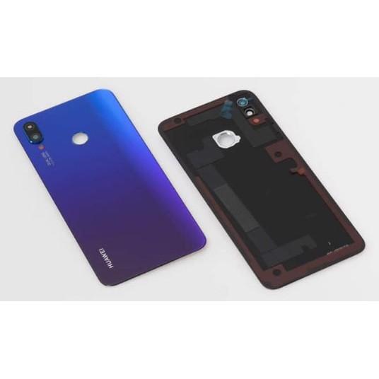 ฝาหลัง Huawei Nova 3i สีทไวไลท์พร้อมกระจกเลนส์กล้อง ฝาครอบแบต Huawei Nova 3i สีทไวไลท์