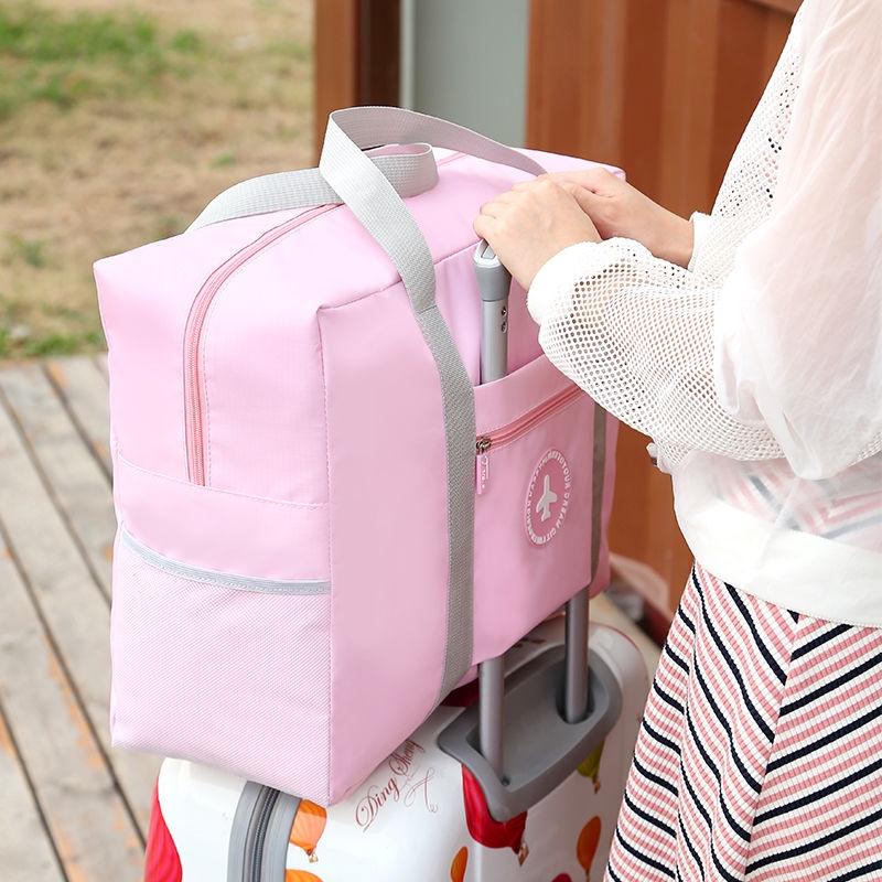 ✲กระเป๋าเดินทางแฟชั่น กระเป๋าถือ กระเป๋าเดินทางสำหรับผู้ชายและผู้หญิง กระเป๋าเดินทาง กันน้ำได้ กระเป๋าเดินทางล้อลาก กระเ
