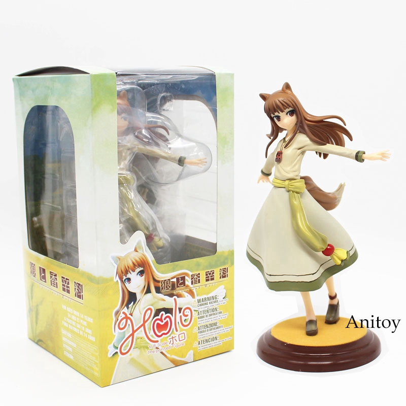 Spice and Wolf Holo Renewal 1//8 Scale Figurine Statue 20cm
