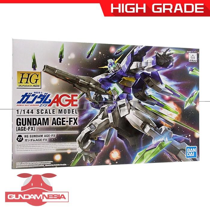 Hg (Hg) Gundam Age - Fx รองเท้าผ้าใบลําลองเหมาะกับการวิ่ง