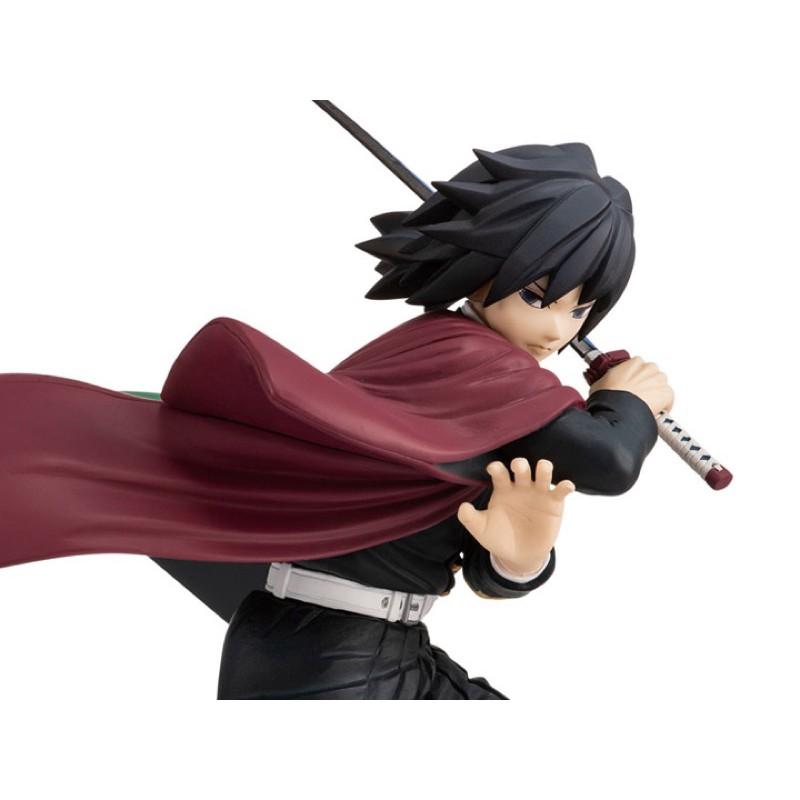 (ของแท้) Demon Slayer Kimetsu no Yaiba Ichiban KUJI Giyu Tomioka Model Figure BANDAI โมเดล ฟิกเกอร์ ไยบะ กิยู ของสะสม