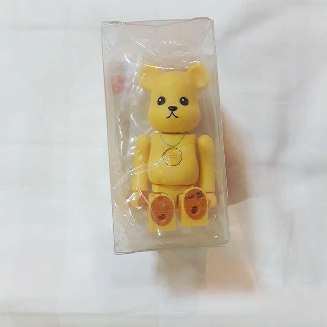 Bearbrick รุ่น10th Anniversary teddy bear ลิขสิทธิ์แท้100%