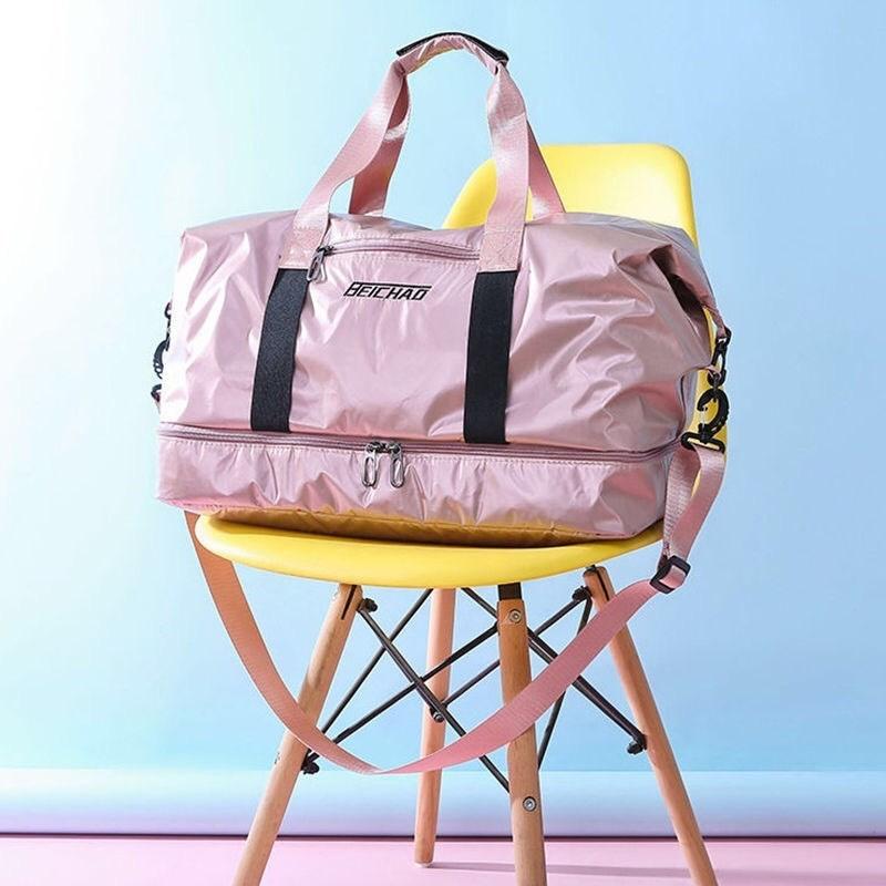 กระเป๋าเดินทางใบเล็กน่ารักกระเป๋าเดินทางใบเล็กมือสองกระเป๋าเดินทางใบเล็ก▦✧กระเป๋าเดินทางระยะสั้นผู้หญิง กระเป๋าเดินทางระ