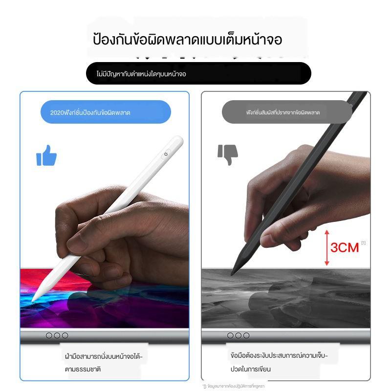 ஐ❡☫[Anti-inadvertent touch] Apple pencil Capacitor pen with small tip ipad tablet stylus painting touch screen