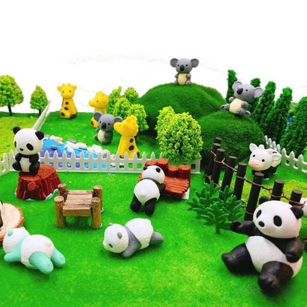 ยางลบ ยางลบการ์ตูน iwako เครื่องเขียนยางลบน่ารักนำเข้าจากญี่ปุ่นชุดประกอบการศึกษาสำหรับเด็กที่ถอดออกได้ของเล่นยางแสนสนุก