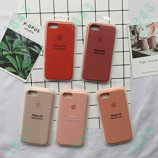 Image # 7 of Review [For iPhone XR] ซองโทรศัพท์ซิลิโคน Full Coverage Silicone Case Solid Color Soft Phone Cover Stylish Simplicity