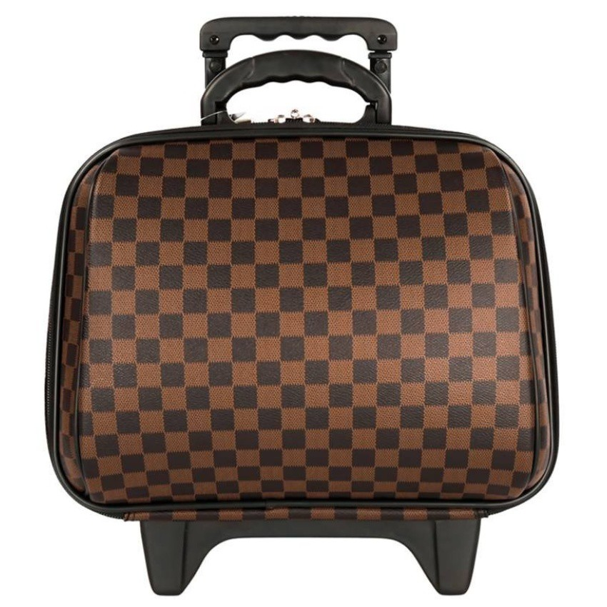 Polo กระเป๋าเดินทางล้อลาก 14 นิ้ว รุ่น 641B (Brown) rwhu
