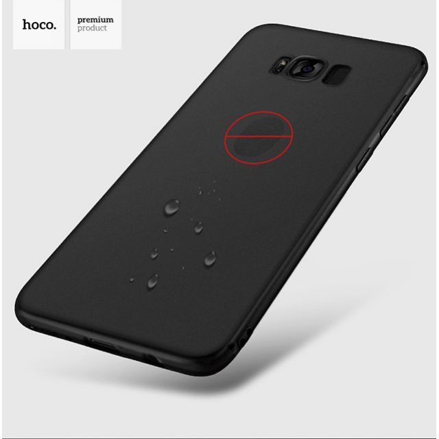 s0ya Caseนิ่มดำด้าน Hocoแท้ Samsungรุ่นNote 8/Note 9/Note 10/Note 10pro/S9/S9PLUS/S10/S10PLUS/S8PLUS