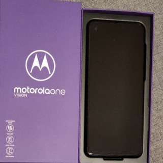 Moto one vision ram4 rom 128 จอ6.3
