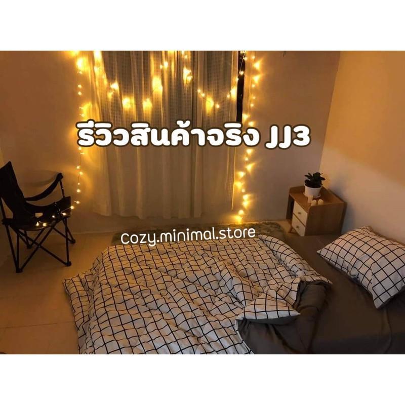 ที่นอน topper﹉ชุดผ้าปูที่นอนพร้อมผ้านวม พร้อมส่ง3.5/5/6ฟุต
