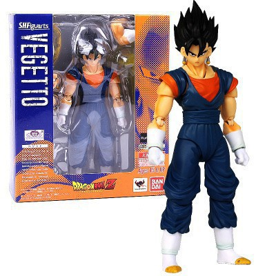 SHF S.H.Figuarts Dragon Ball Z Super Saiya Vegeta Ver 2.0 PVC Figure With Box