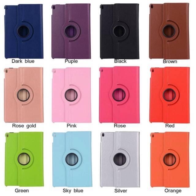 Case Ipad mini1/2/3. Ipadmini4/iPad mini5 เคสหนังคุณภาพดี หมุนได้ 360 องศา