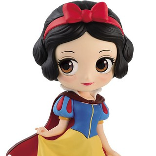 Review Banpresto Q Posket Disney Character : Snow White Sweet Princess (Ver.A) (Ver.A ชุดสีเข้ม) 4983164198812 (Figure)