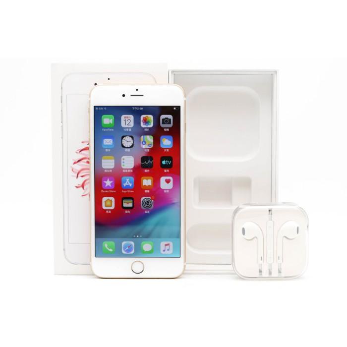 【เกาสงแอปเปิ้ลสีเขียว3C】APPLE iPhone 6 Plus 64G 64GB ทอง 5.5นิ้ว ใช้แอปเปิ้ลโทรศัพท์ #42848