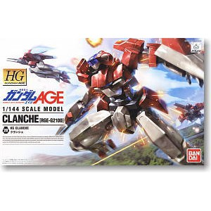 HGAGE HG AGE 1/144 Clanche - กันดั้ม กันพลา Gundam Gunpla NJ Shop