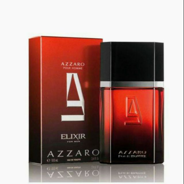 Rare!🇫🇷 Azzaro Pour Homme Elixir EDT Spray 100ml new in box