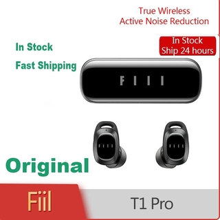 FIIL T1 Pro True Wireless Noise Reduction Earphone Music Sport Heatset 32 hours stanbdy Bluethooth 5.2 Headset for Xiaomi Iphone
