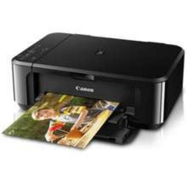 Canon Pixma MG3670 WIFI Black เครื่องพิมพ์ ปริ้นเตอร์ เครื่องปริ้น อิงเจ็ต Inkjet