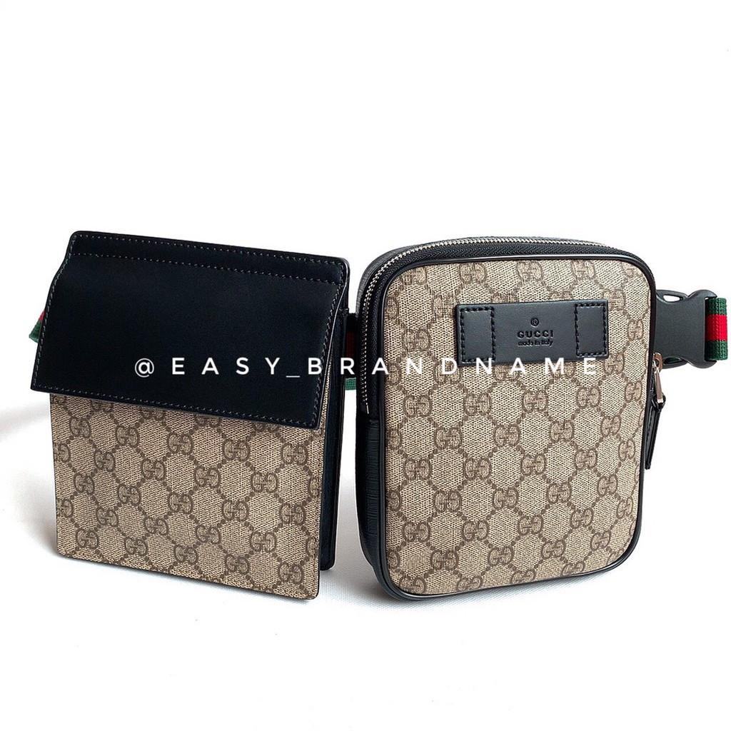 new New Gucci Supreme Belt Bag