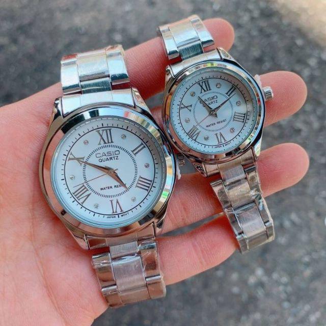นาฬิกาcasioก็อป สายสแตนเลส
