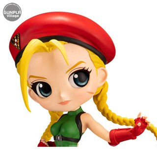 Review Banpresto Q Posket Street Fighter Series - Cammy (Ver.A) 4983164161311 (Figure)